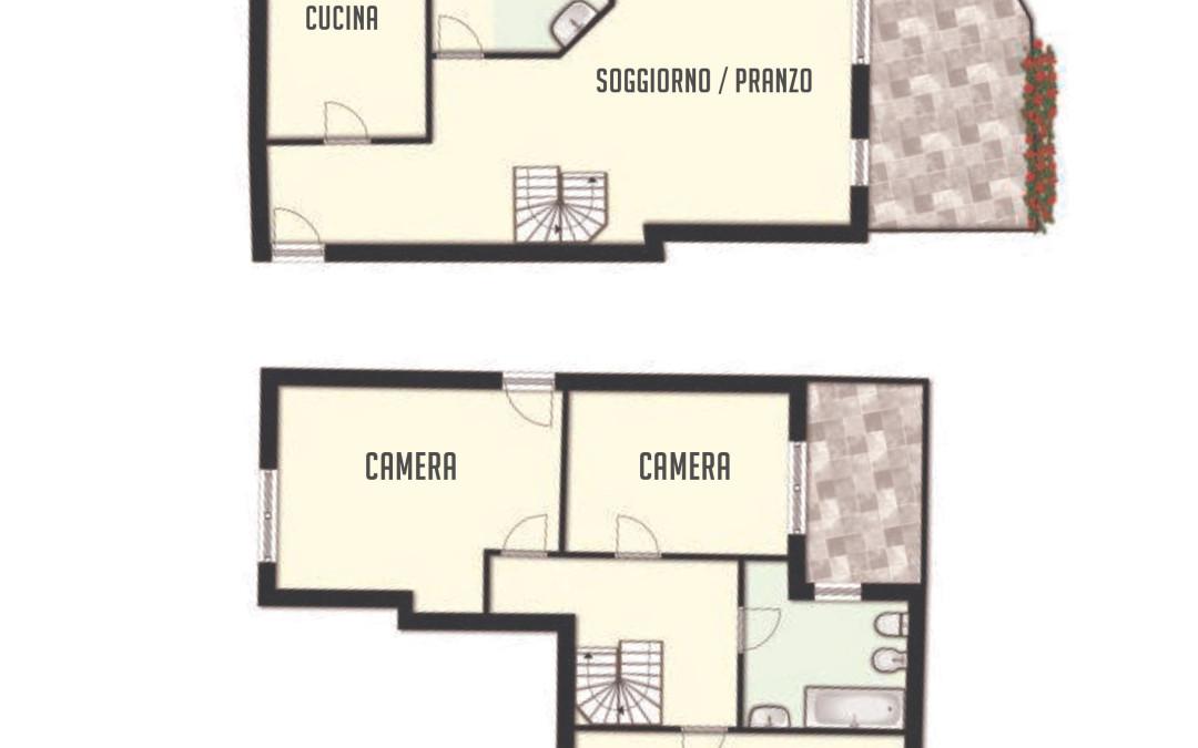 Appartamento-19B-Piano-Terzo-e-Sottotetto-2